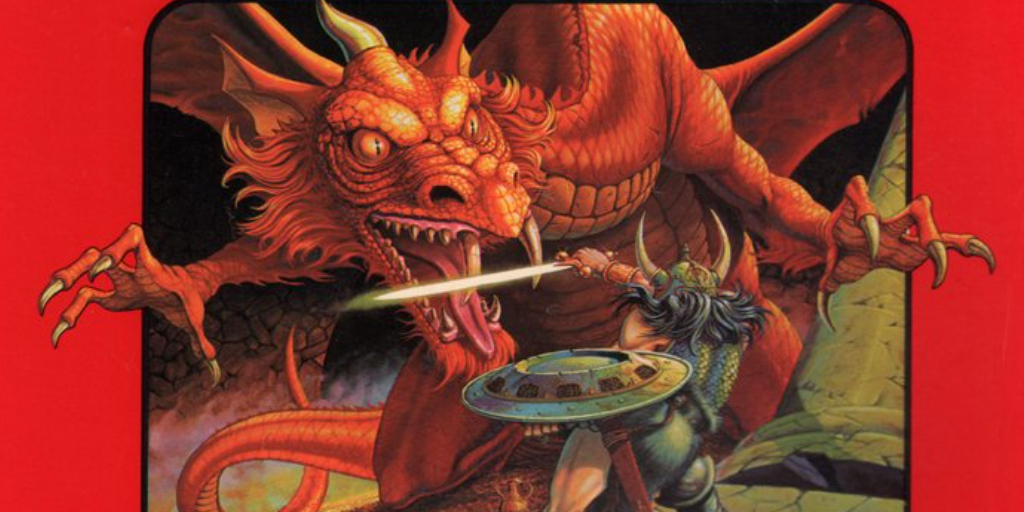Cover of D&D Basic Set red box