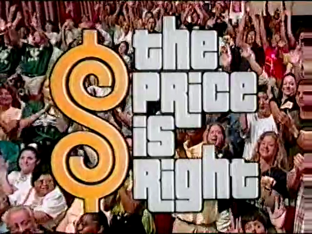 The studio audience of The Price Is Right